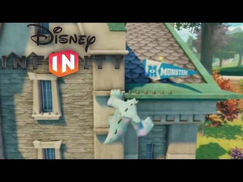 Disney Infinity : Monstre Academy - Fanions MU