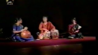 Anuradha Pal's Stree Shakti in 1996 - India's First all-female Classical band
