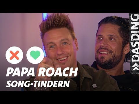 BEARDO - Song Tindern with Papa Roach