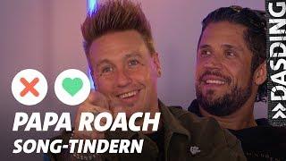 Song-Tindern: Papa Roach – Ohne Bügeln kein Last Resort | DASDING Interview