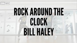 DA101 | ROCK AROUND THE CLOCK | RETRO | DANCE FITNESS