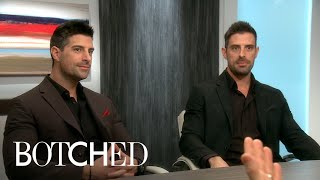 "Twin Guy Seeks Help for ""Botched"" Nose 
