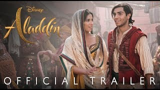 Aladdin (2019) - Official Trailer - Will Smith