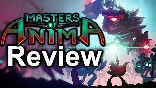 Masters of Anima Review | Pikmin Meets Fantasy!