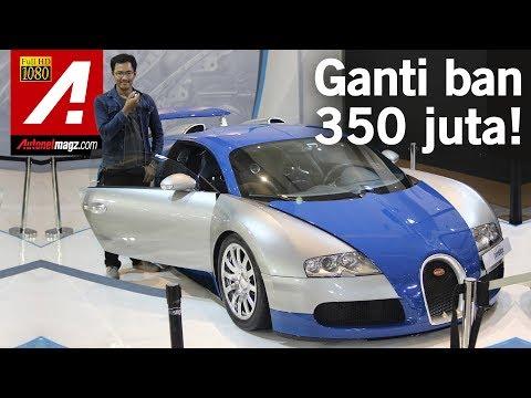 Bugatti Veyron Indonesia
