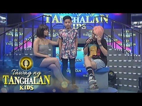 Tawag ng Tanghalan Kids: Vice shares his feelings