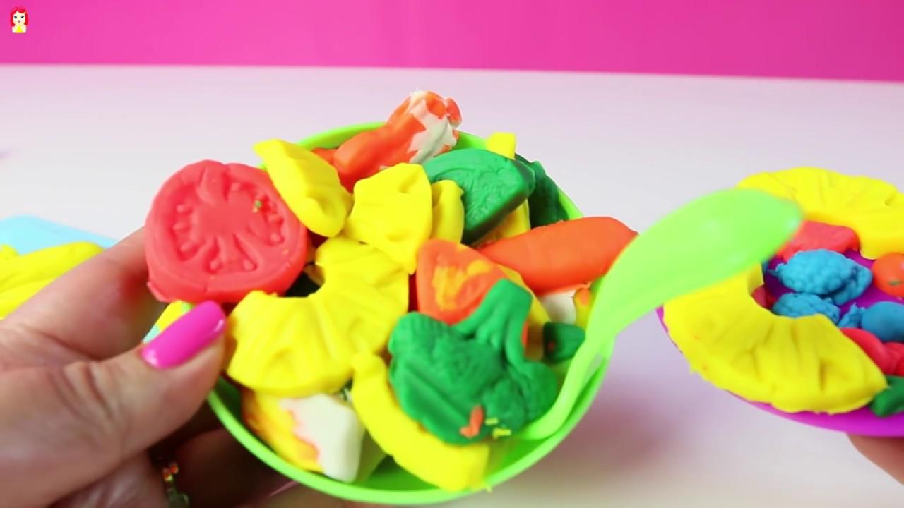 Plastilina play doh cocina de play doh kitchen creations mundo de juguetes youtube - Cocina play doh ...