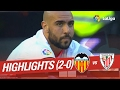 Resumen de Valencia CF vs Athletic Club (2-0)