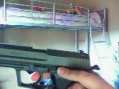 beretta elite ii co2 pistol manual