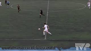 Serie D Girone E Pomezia-Follonica Gavorrano 2-2