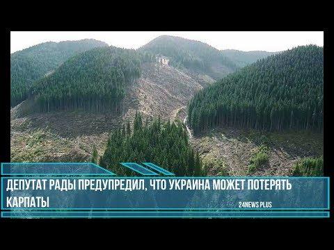 Депутат Рады предупредил, что Украина может потерять Карпаты