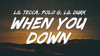 Play When You Down (with Polo G feat. Lil Durk)