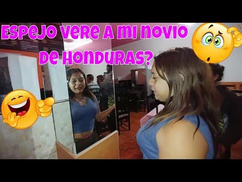 Nayeli está feliz porque verá a su ''amigo'' de Honduras. Una parada en Santa Rosa de Copan😋 Part 6