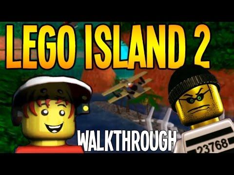 LEGO ISLAND 2 WALKTHROUGH