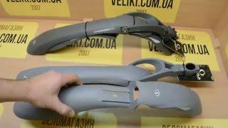 Обзор комплекта крыльев быстросъемных Simpla Hammer SDE