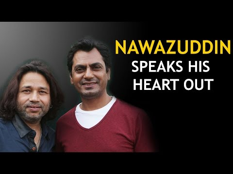 Nawazuddin Siddiqui - Exclusive Interview | His First Music Video with Kailash Kher  Ishq Anokha