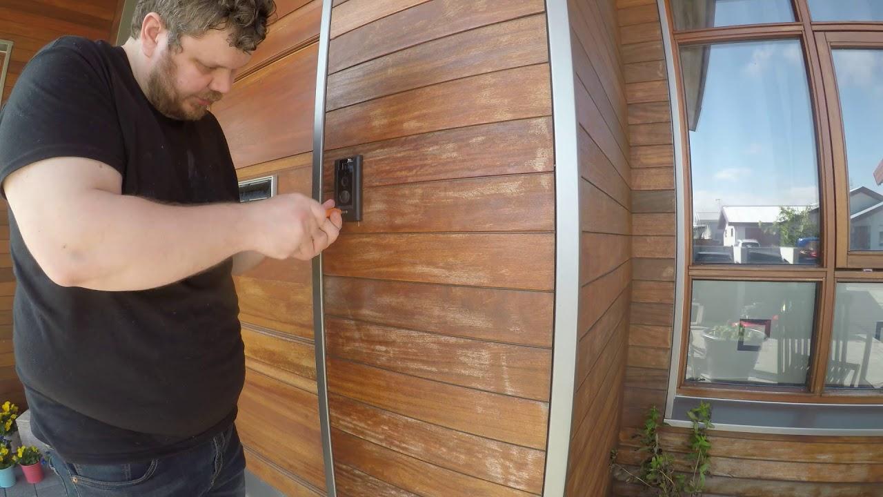 Ring Doorbell Elite Youtube