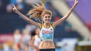 My favourite races of Konstanze-Episode 2:European Athletics Championship U23 Bydgoszcz 2017