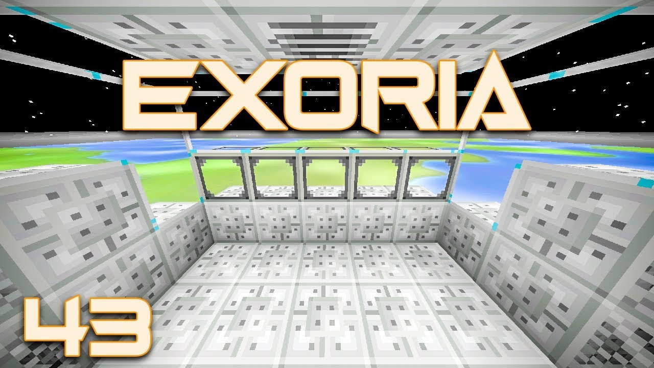 Exoria EP43 Advanced Rocketry Space Station