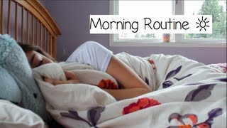 One of annemariechase's most viewed videos: Morning Routine ☼ | AnnemarieChase