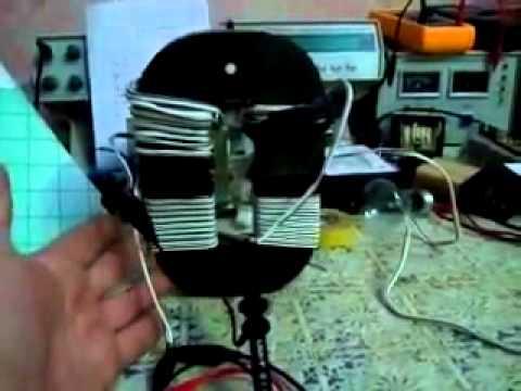 видео: Генератор-трансформатор 50Гц