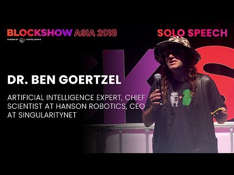 Dr  Ben Goertzel: How Decentralized AI Can Dominate the Global AI Ecosystem