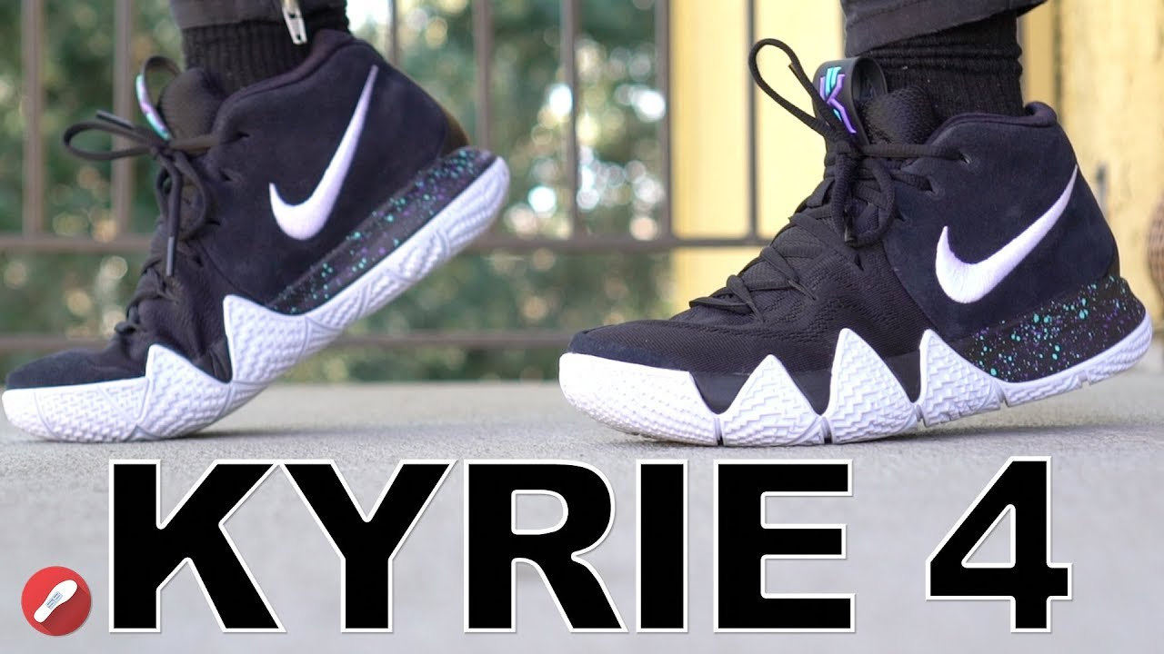 79228ed82eea Nike Kyrie 4 First Impressions + Initial Review! - YouTube