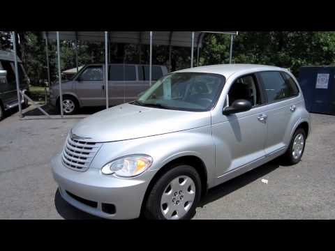 Short Takes: 2008 Chrysler PT Cruiser (Start Up, Engine, Full Tour)