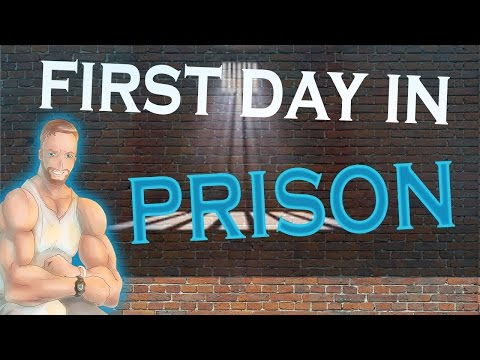Federal Prison Time - Your first day in PRISON.