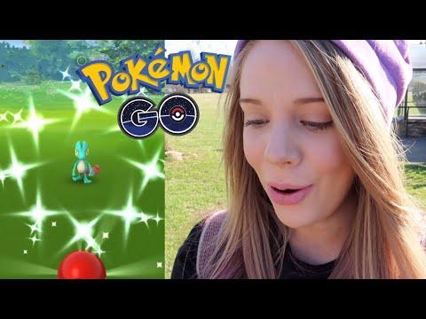 HOW MANY SHINIES?! Treecko Community Day Pokemon Go Vlog! thumbnail