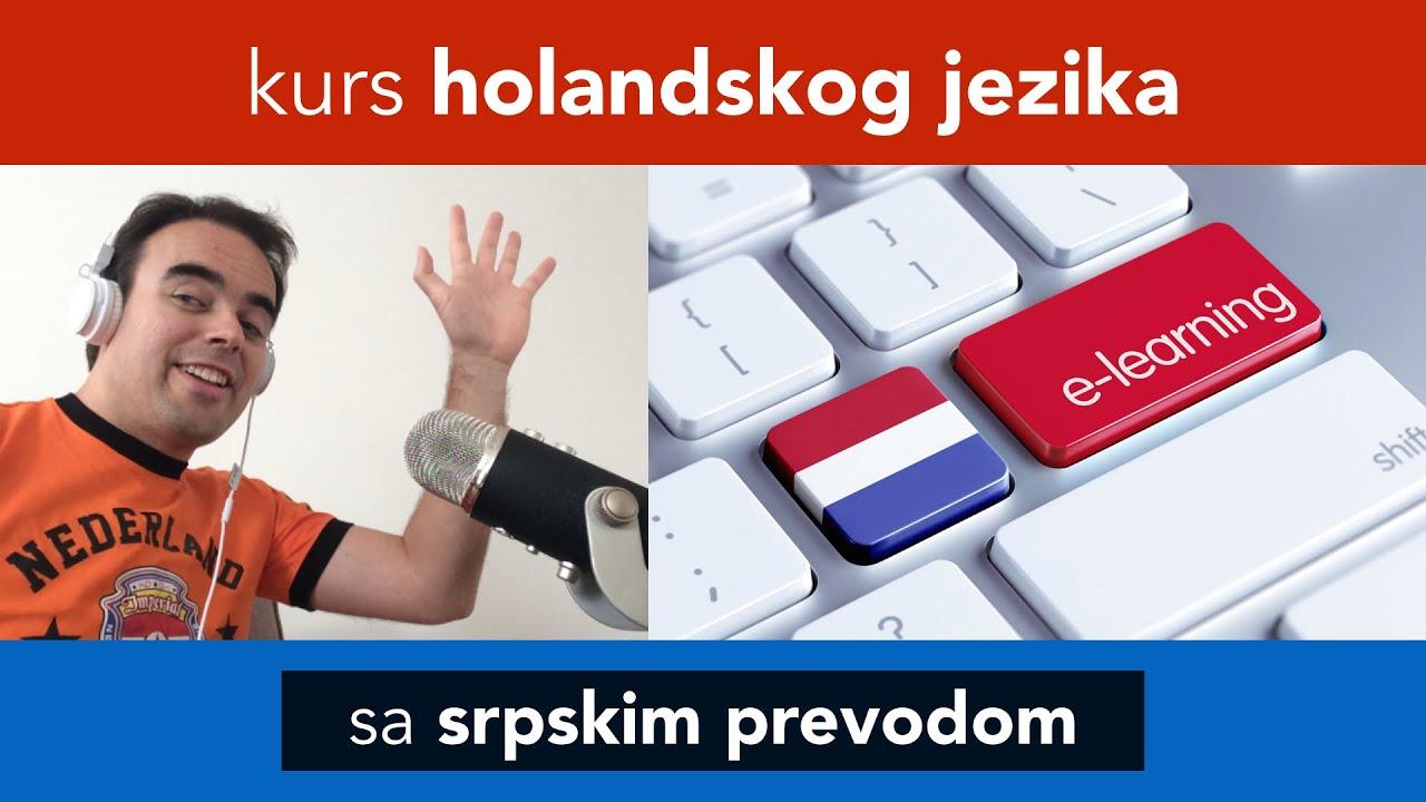 Ucite Holandski Sa Bart De Pau Online Video Lekcije Sa Srpskim