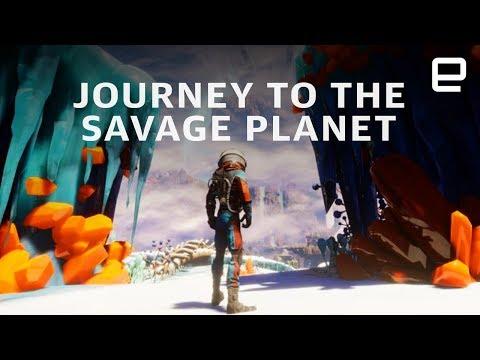 Resultado de imagen para Journey to the Savage Planet