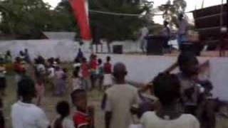 Music Festival - Pemba, Mozambique