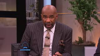 The New Dad Survival Guide: Part 2 || STEVE HARVEY