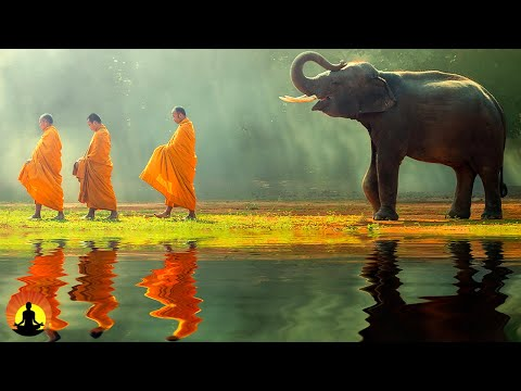 Tibetan Meditation Music, Relaxing Music, Healing Music, Chakra, Yoga, Sleep, Study, Relax, ☯3582