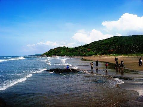 Full Walk Through Of Vagator Beach Goa India Tourism Video