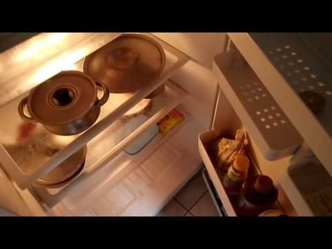 HOW to remove bad smell/ odour from fridge/ refrigerator.