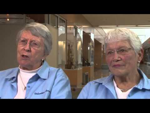 UK HealthCare Volunteers Share Why They Love Their Jobs