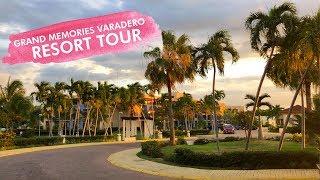 Grand Memories Varadero Cuba (Resort Tour 2019)