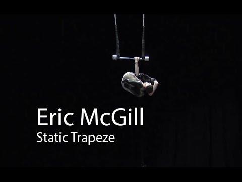 Eric McGill - Static Trapeze
