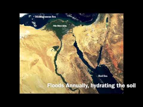 Nile River Delta (actual)