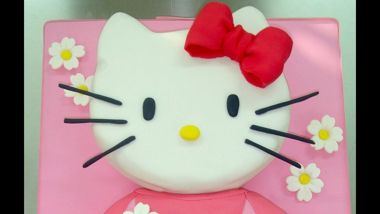 Not Hello Kitty Cake Ideas