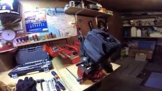 Démontage moteur - Partie 1 - Allumage,Variateur, Embrayage
