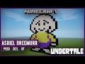 Speed Pixel Art - Asriel Dreemurr (Undertale)