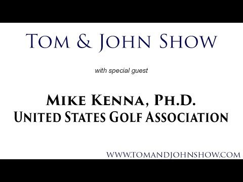 Mike Kenna on the Tom and John Show