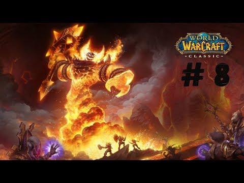 АОЕ ФАРМ Зул'Фаррак - Пламегор - World of Wacraft Classic #8