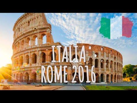 Rome, Italia November 2014 HD by KevWestProd