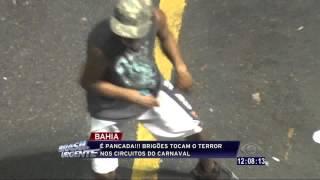 Brasil Urgente Bahia - UFC Salvador