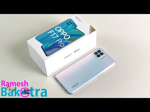 Oppo F17 Pro Unboxing and Full Review