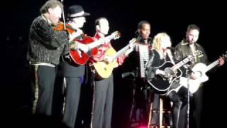 Madonna, You must love me, at Ullevi, Sweden